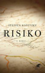 Buchumschlag Risiko Steffen Kopetzky