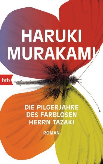 Buchcover Pilgerjahre - Murakami