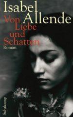 Buchcover Von Liebe und Schatten Allende
