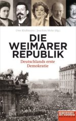 Die Weimarer Republik Book Cover