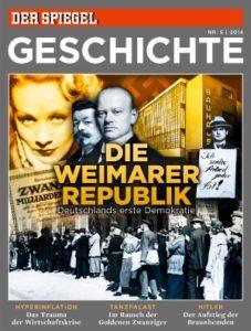 weimarerRep_Spiegel_Cover