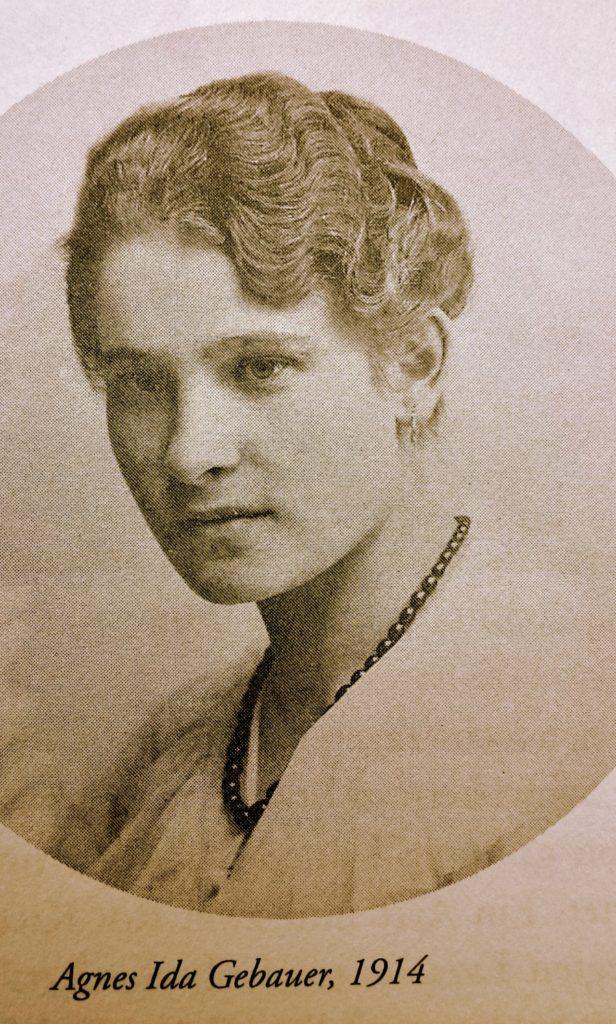 Agnes Ida Gebauer