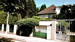 Villa von Carl und Anna Moll