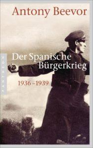 Cover Der Spanische Bürgerkrieg Anton Beevor